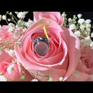 Jewelry - Clear Quartz Ring